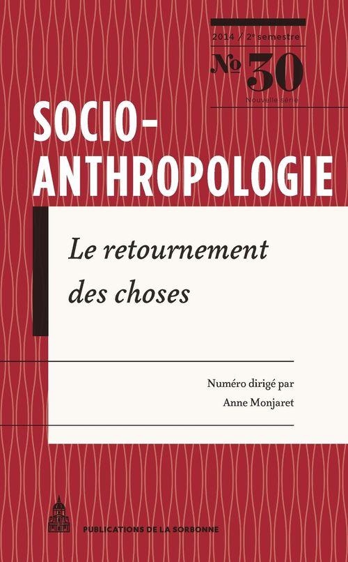 Socio-anthropologie 30