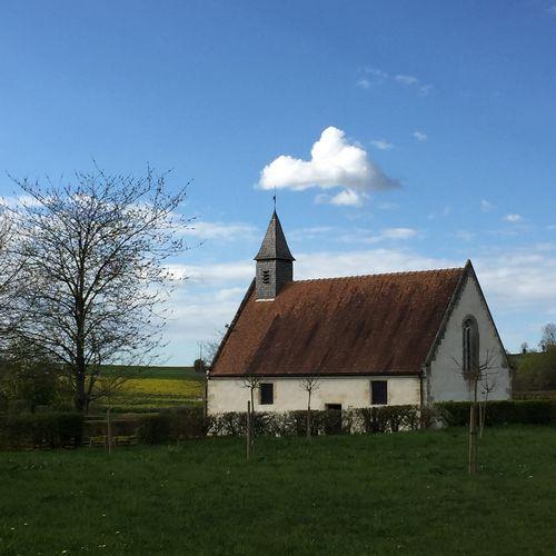 0ARGENTAN. chapelle St Roch. © mf dubromel, 2016