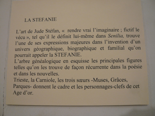 4 JS La Stéfanie  EXPO. Orbec, 2010