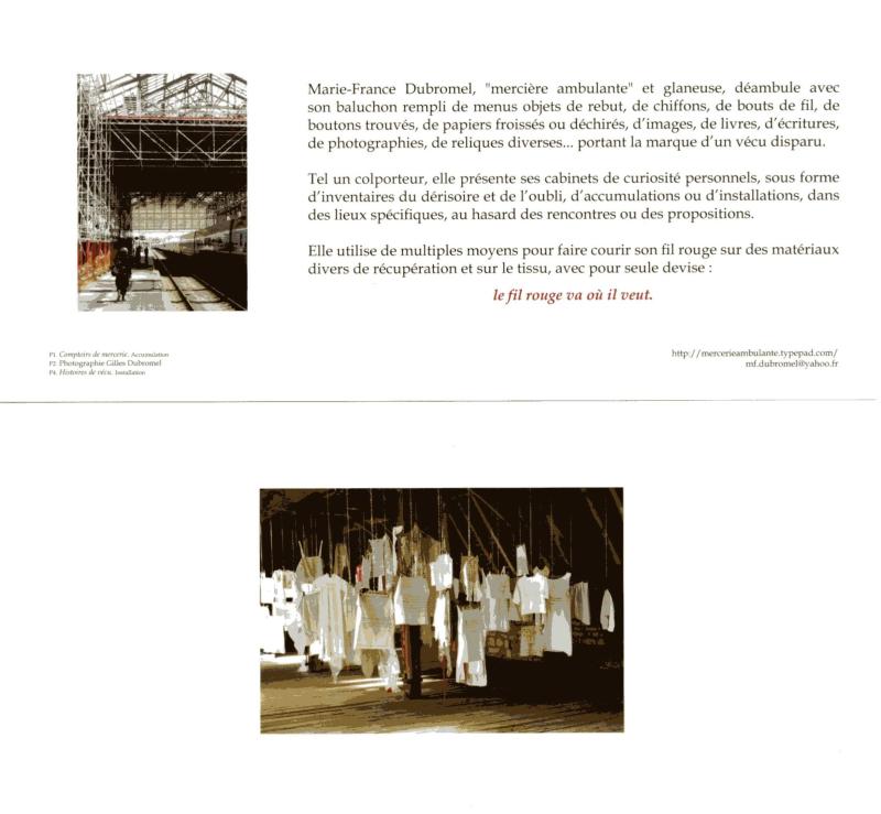 CARTON Le fil rouge... 2017 VERSO