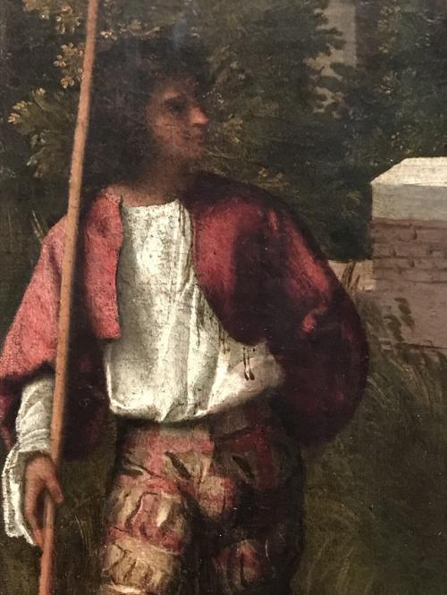 2017 10 12 VENISE Accademia. Giorgione.