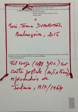 Balançoire. mfd, 2015