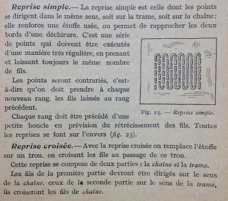 Cours de Travail Manuel. PARIS, Hatier, 1913 - Mme LHOMME