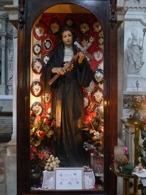STA RITA - chiesa San Francesco della Vigna VENISE