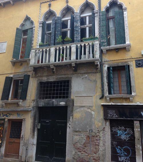 Maison d'Alde MANUCE 2311, Rio Tera secundo. Venise