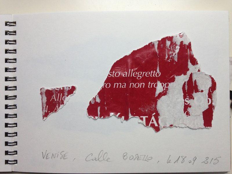 Inventaire de l'Italique 1