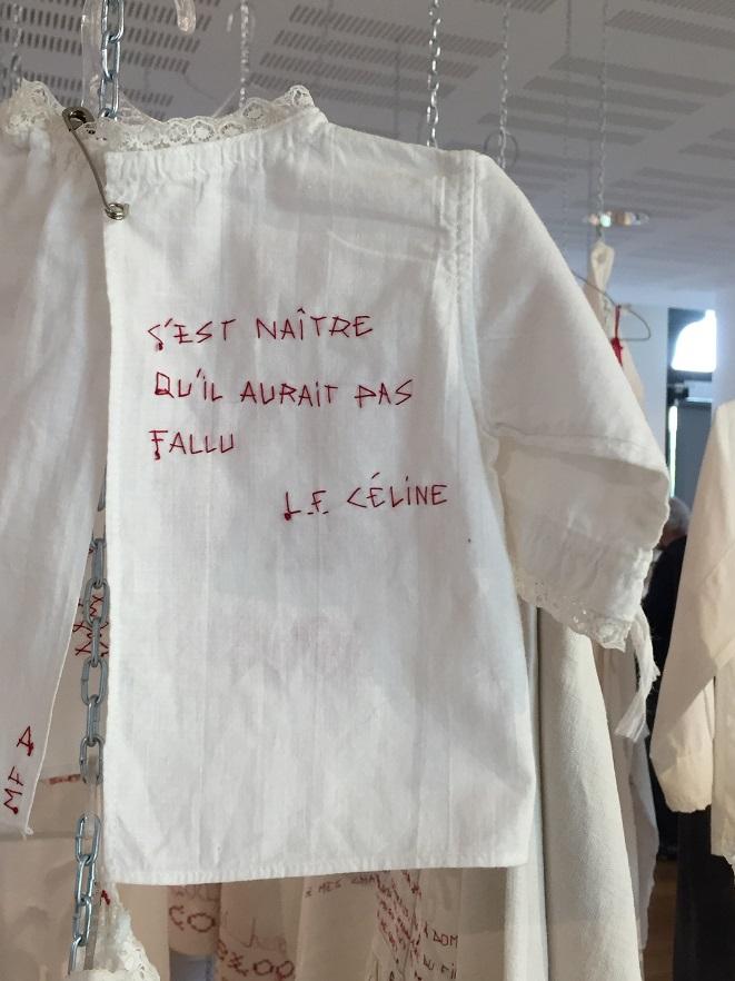 C'est naître...L-F Céline