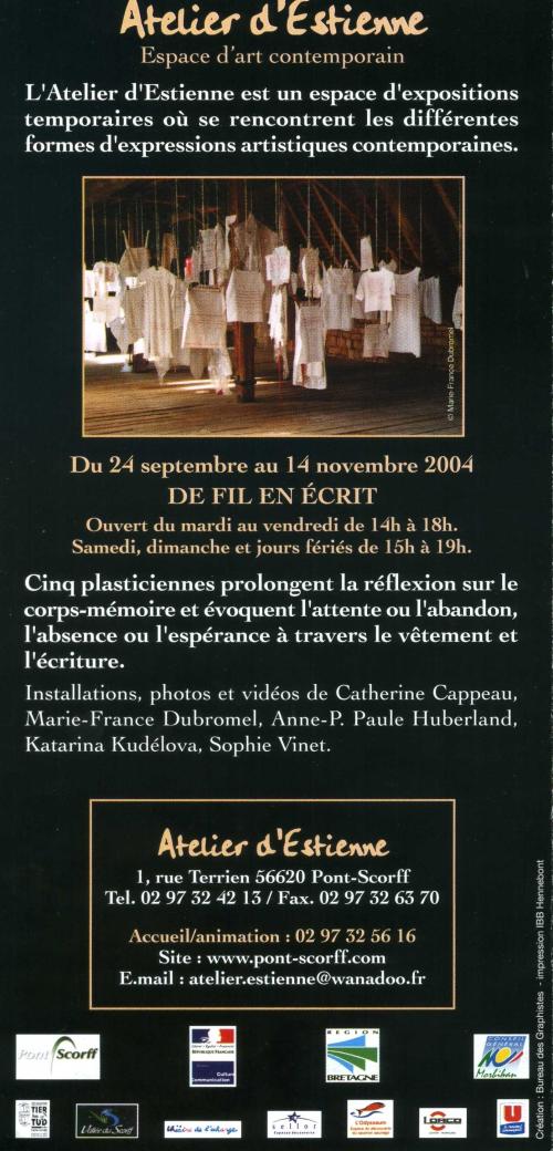 PONT SCORFF 2004