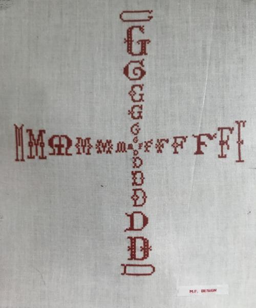 GMFD EN CROIX 1996